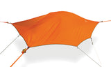 orange color Flite+ 2 Person Tree Tent - 10 Min Set Up - Lightweight - by Tentsile