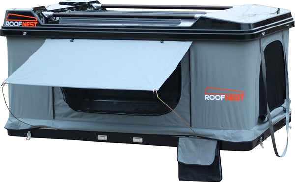 Roofnest Sandpiper 2 Person Hardshell Roof Top Tent