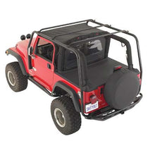 Smittybilt SRC Roof Rack For 2004 -2006 LJ Wrangler Unlimited & Rubicon Unlimited
