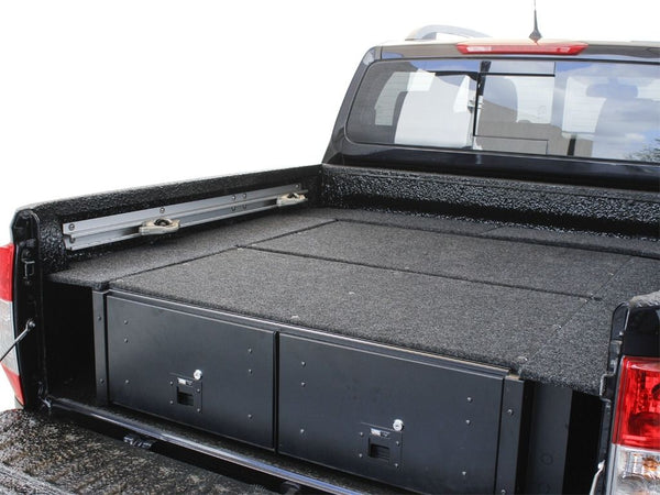 Front Runner Drawer Kit For Nissan NAVARA D23 DC 2014-Current