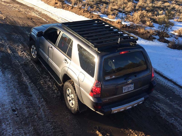 Toyota 4Runner (4th Gen) Slimline II Roof Rack Kit - by Front Runner Outfitters