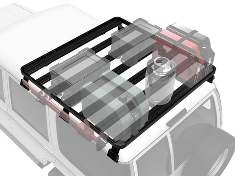 Front Runner Slimline II 1/2 Roof Rack Kit/Tall For Toyota LAND CRUISER 80
