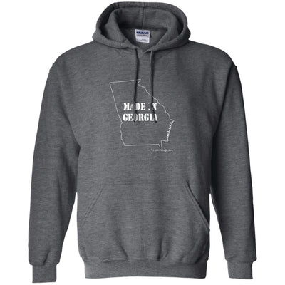 Made In Georgia Hoodies