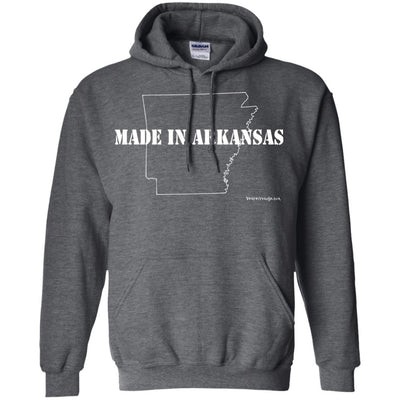 Made In Arkansas Hoodies
