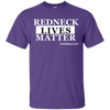 REDNECK LIVES MATTER SHORT SLEEVE T-Shirt