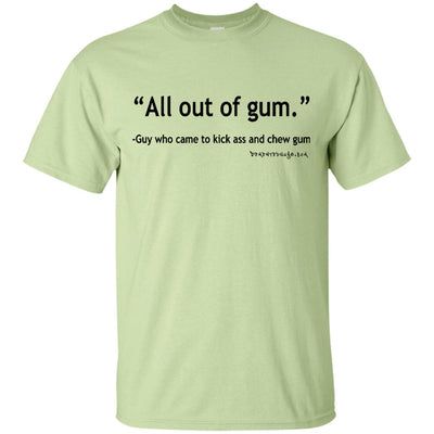 All Out Of Gum Light T-shirt