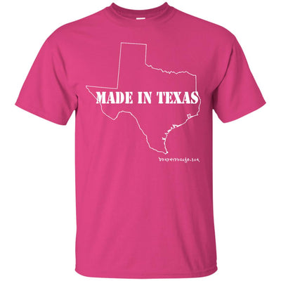 Made in Texas Dark T-shirts