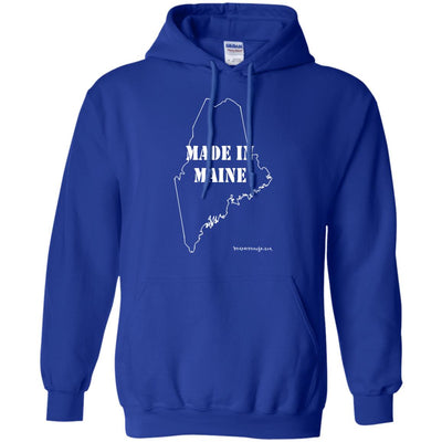 Made In Maine Hoodies
