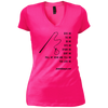 Kiss Me V-Neck T-Shirt