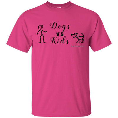 Dogs vs Kids Light T-shirt