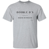 Double D's Approved By David Dennison Short Sleeve T-Shirt