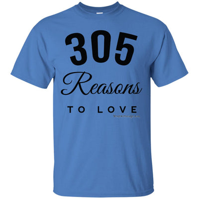 305 Reasons To Love Light T-shirts