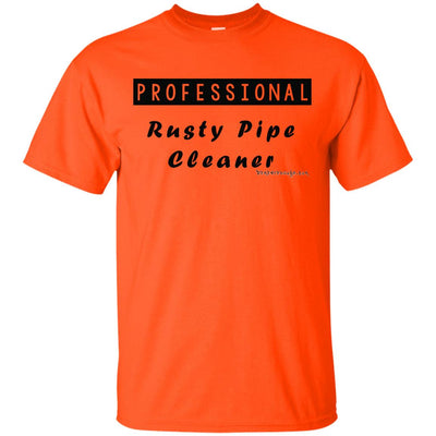 Professional Rusty Pipe Cleaner Light T-Shirt