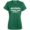 Alcohol Cheaper Than Therapy V-neck T-shirt