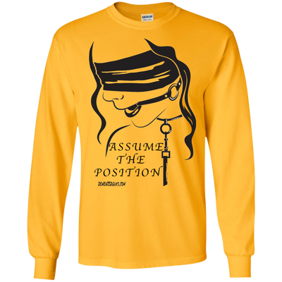 Assume The Position Long Sleeve T-Shirt