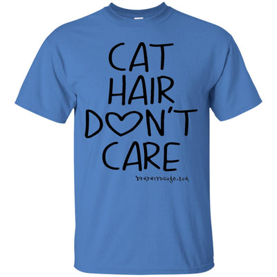 Cat Hair Don't Care Light T-shirts