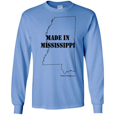 Made In Mississippi Long Sleeve Light T-Shirts