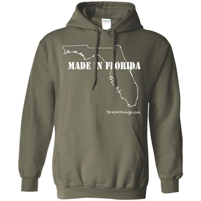 Made In Florida Hoodies