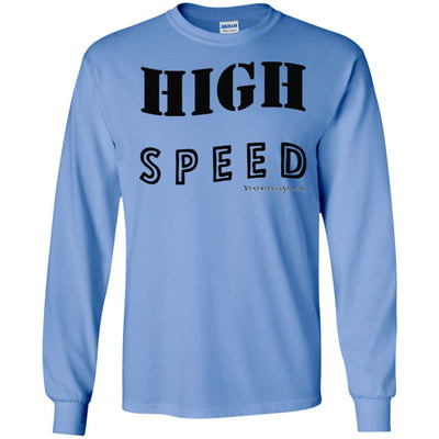 High Speed Long Sleeve Light T-shirts