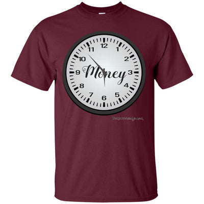 Money Time Dark T-shirts