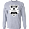 Gay Patrol Police Long Sleeve T-Shirt