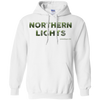 Northern Lights Strain Pullover Hoodie 8 oz.