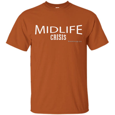 Midlife Crisis Dark T-shirt