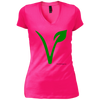 Vegan V-Neck T-Shirt