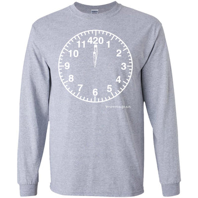 High Noon  Long Sleeve Dark T-shirts