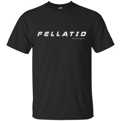 Fellatio Dark T-shirts