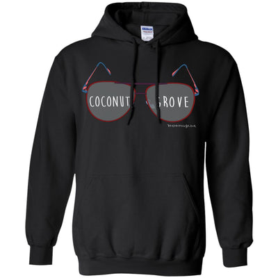 Coconut Grove Sunglasses Dark Hoodies