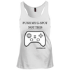 Push My G-Spot Racerback Tank Top
