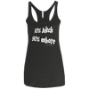 Bitch Whore Racerback Tank T-shirts