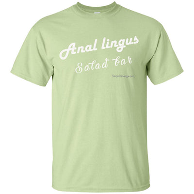 Anal Lingus Salad Bar Dark T-shirt