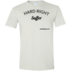 Hard Right Suffer Mens T-Shirt Kate Spin Spinning