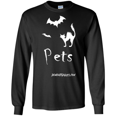 Scary Pets Long Sleeve T-shirt