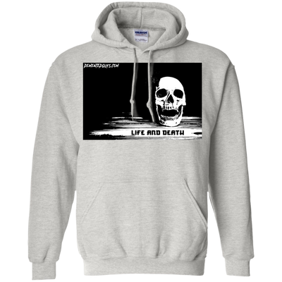 Life or Death Pullover Hoodie 8 oz.