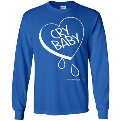 Cry Baby Long Sleeve Dark T-shirts