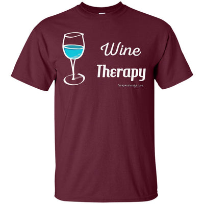 Wine Therapy Dark T-shirts