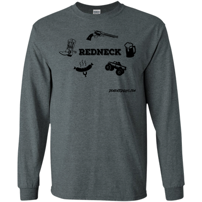 Redneck Icons Long Sleeve T-Shirt