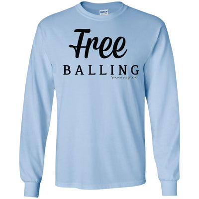 Free Balling Long Sleeve Light T-shirts