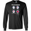 Types of Headaches Long Sleeve T-Shirt