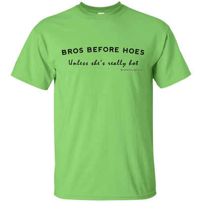 Bros Before Hoes Light T-shirt
