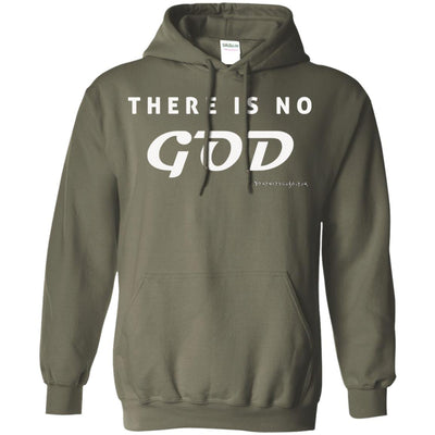 There is No God Hoodies