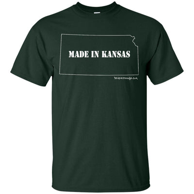 Made In Kansas Dark T-shirts