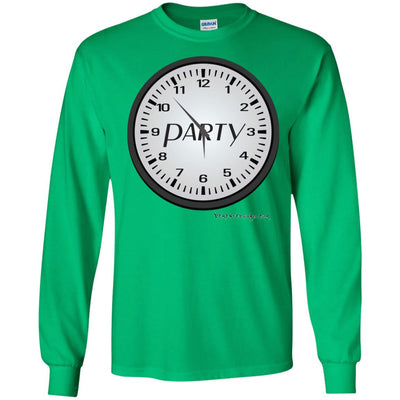 Party Time Long Sleeve Light T-shirts