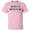 White Widow Strain Short Sleeve T-Shirt