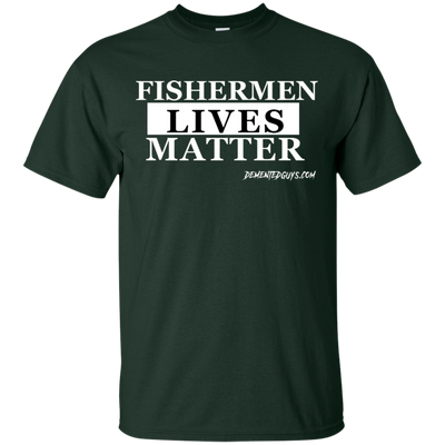 FISHERMEN LIVES MATTER SHORT SLEEVE T-Shirt
