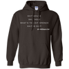 Shit House Shit Hole Shit is Shit Pullover Hoodie 8 oz.
