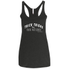 Thick Thighs Thin Patience Racerback Tank T-shirts
